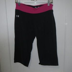 UA Crop leggings